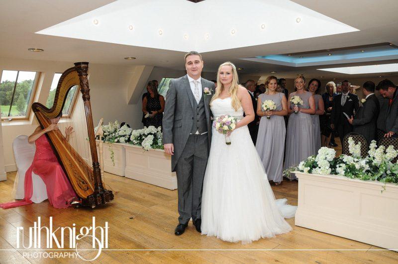 The Rayleigh Club, Essex Wedding Photographer – Emily & Stephen
