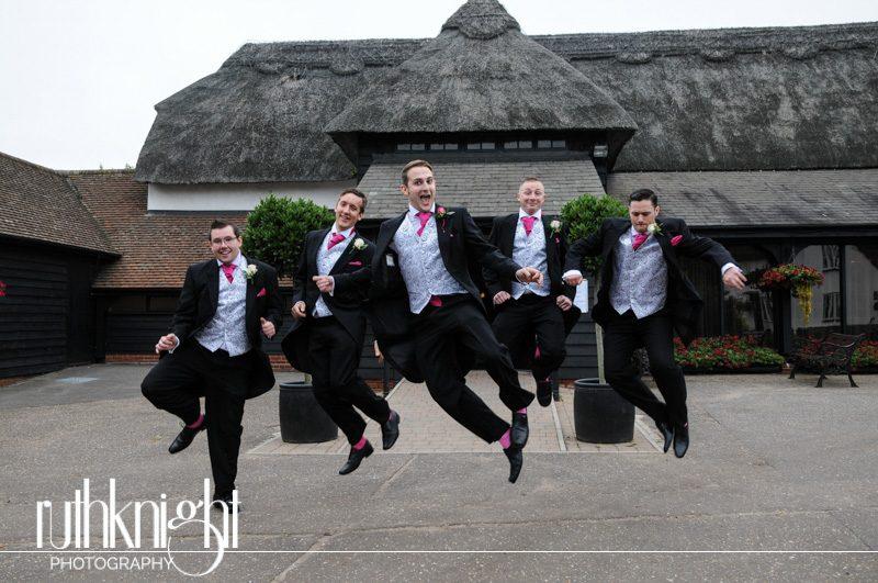 Wedding Photographers at Channels, near Chelmsford, Essex – Kristy & Ryan