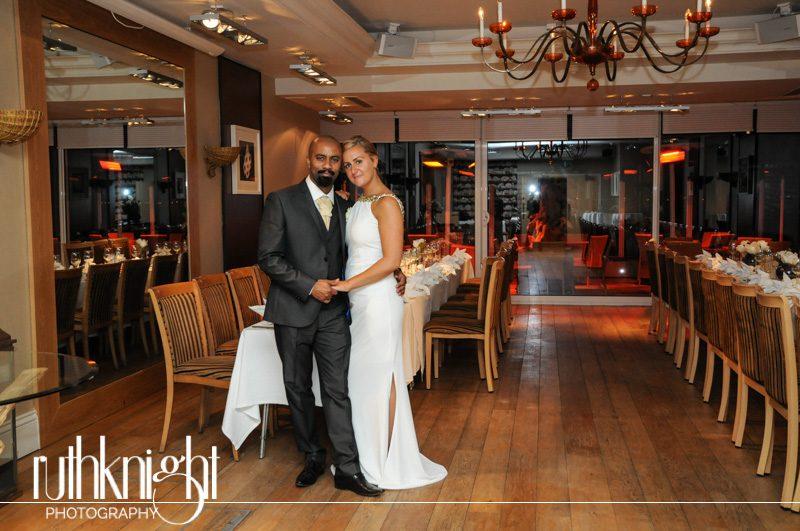 Essex Wedding Photographer – Southend Registry Office & Roslin Beach Hotel – Marina & Dean