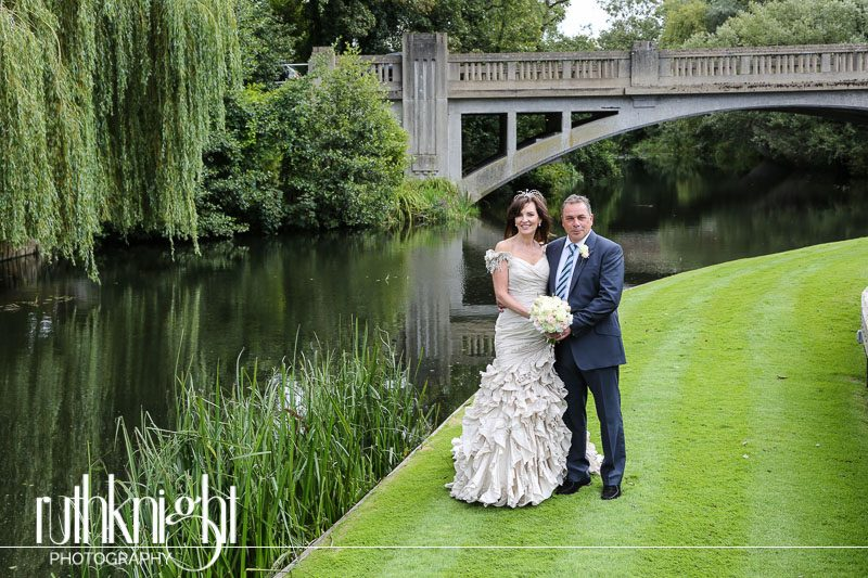 Wedding Photography at Maison Talbooth & Le Talbooth, Dedham, Essex – Sue & Graham