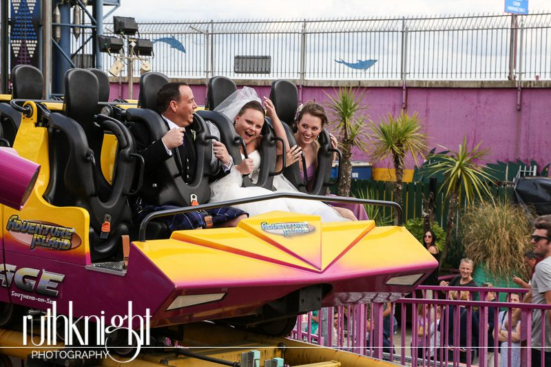 Essex Wedding Photographer at Park Inn Palace, Southend on Sea – Iwona & Jonathan