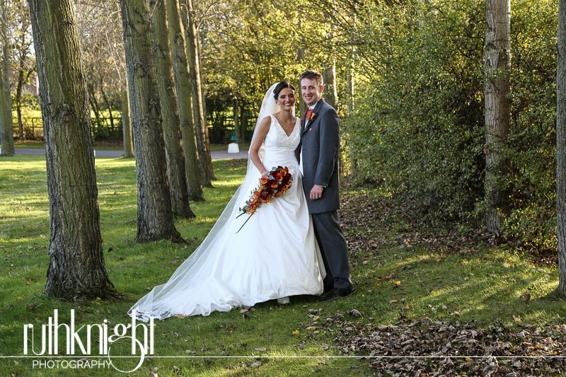 Essex Wedding Photographers at Stock Brook Country Club, Billericay – Leana & Michael