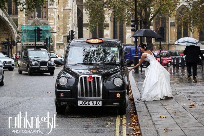 London Wedding Photography – 'Trash the Dress' – Leana & Michael
