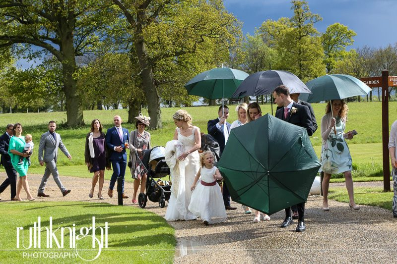 Wedding Photographers at Spains Hall, Finchingfield, Essex – Louisa & Niall