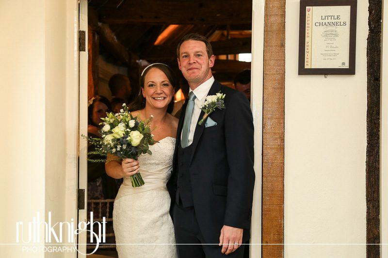 Wedding Photography at Little Channels, nr Chelmsford, Essex – Lisa & Paul