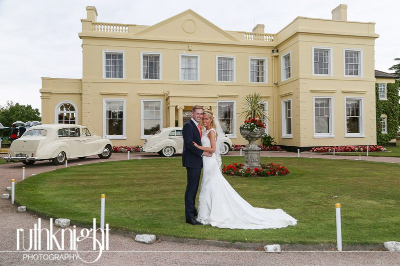 Wedding Photographers at St Giles' Orsett & The Lawn, Rochford, Essex – Sam & Blain