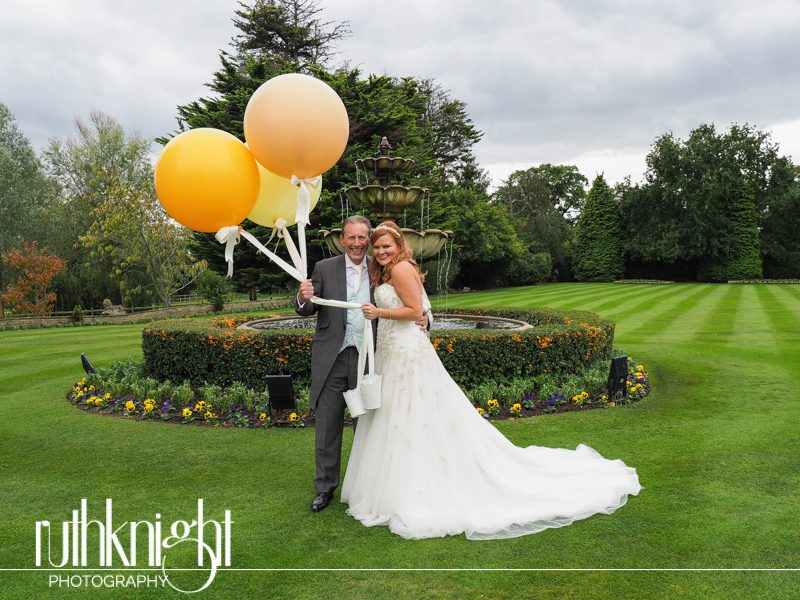 Essex Wedding Photographer at St. Nicholas, Wakering & The Lawn – Rachel & Terry
