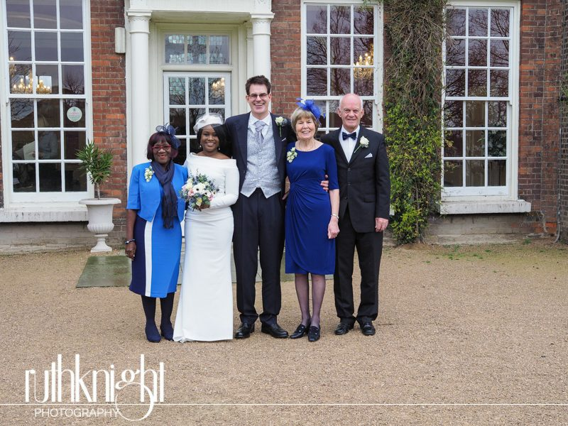 Essex Wedding Photography at Langtons House, Hornchurch – Rhonda & Ashley