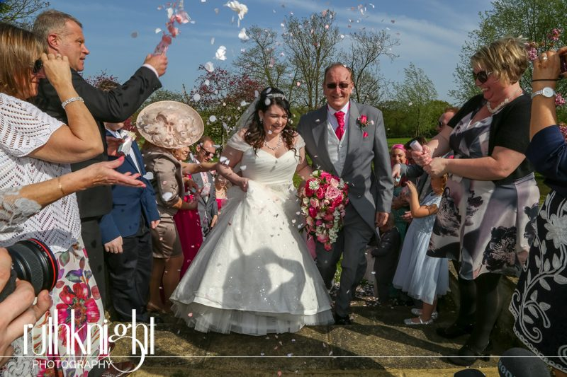 Wedding Photographer at The Lawn, Rochford, Essex – Vicky & Jim