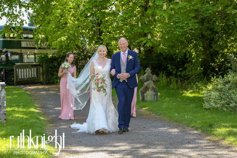 Essex Wedding Photographers at Kelvedon Church & Marks Hall, Coggeshall – Rosie & Jason