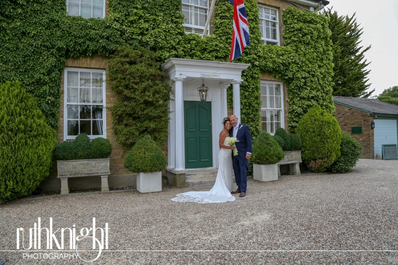 Wedding Photographers at Friern Manor, Dunton, Essex – Dalinda & Allan
