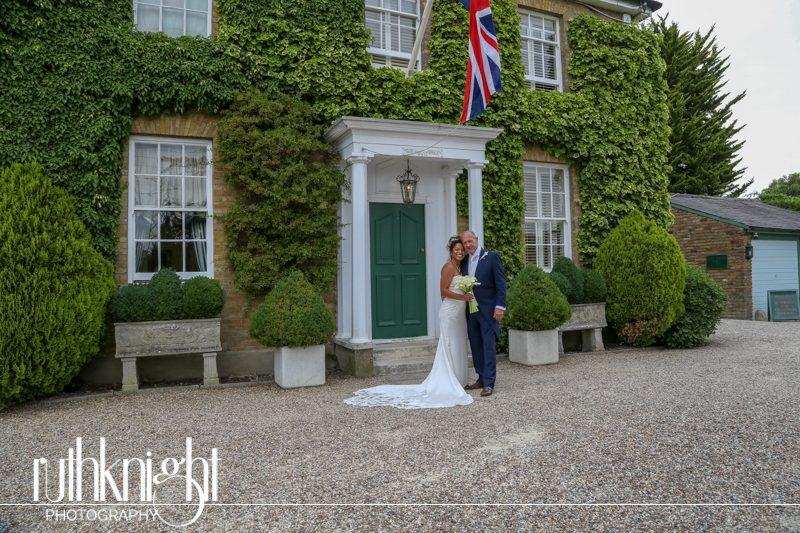 Wedding Photographers at Friern Manor, Dunton, Essex – Dalinda & Allan