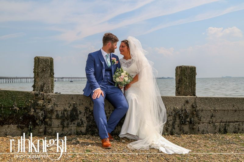 Essex Wedding Photography at Sands, Southend On Sea – Laura & Pete