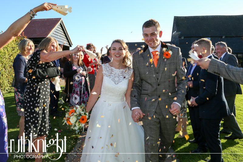 Wedding Photographer at Crondon Park, Stock, Essex – Katherine & Tony