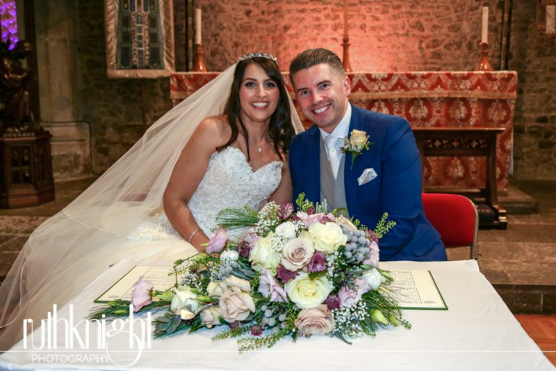 Essex Wedding Photographer at St Mary's, Prittlewell & The Lawn, Rochford –  Katie & Kevin