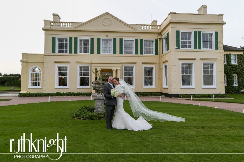 Essex Wedding Photographer at The Lawn, Rochford – Tania & Christopher