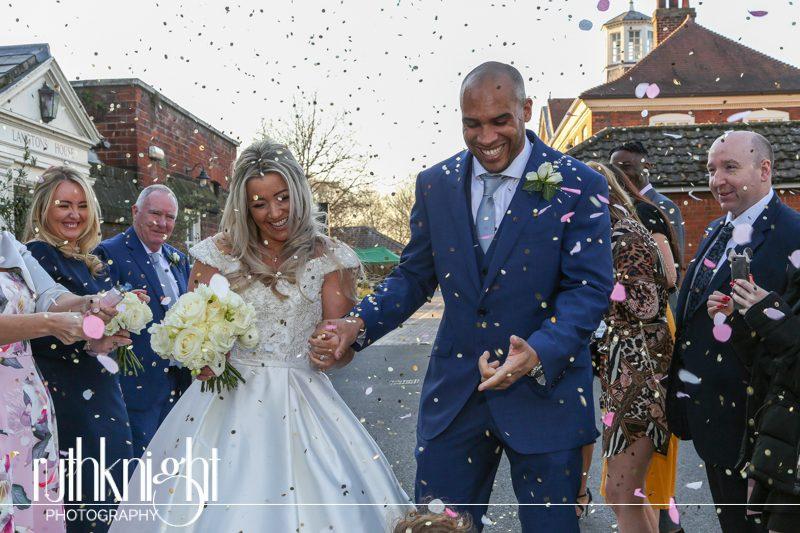 Wedding Photography at Langtons House, Hornchurch, Essex – Sarah & Kaz
