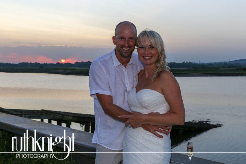 Wedding Photographer at Brandy Hole, Hullbridge, Essex – Lynsey & Justin