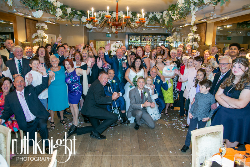 Essex Wedding Photographer at the Roslin, Thorpe Bay – Claire & Martin